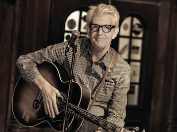 Nick Lowe, Los Straitjackets picture