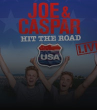 Joe & Caspar artist photo
