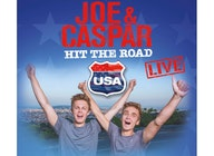 Joe & Caspar artist photo