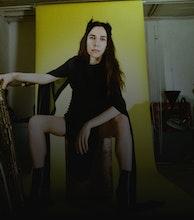 PJ Harvey artist photo