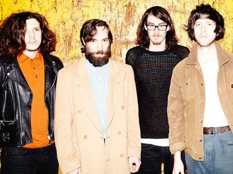 Tangerines Tour Dates