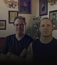 Mike Wilson & Damien Barber artist photo