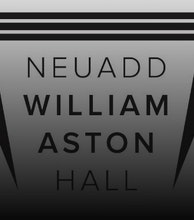 William Aston Hall @ Glyndwr University artist photo