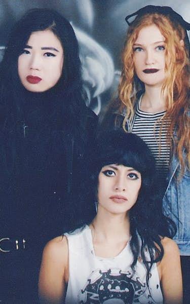 L.A. Witch Tour Dates