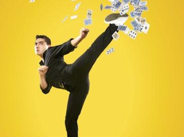 The Card Ninja artist photo