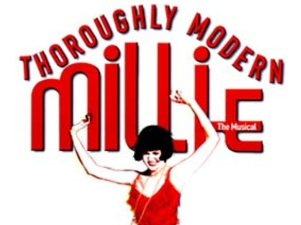 Thoroughly Modern Millie Tour Dates