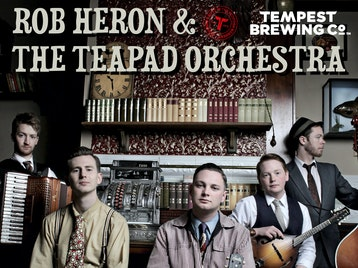 Rob Heron & His Tea Pad Orchestra picture