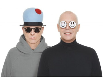 Pet Shop Boys artist photo