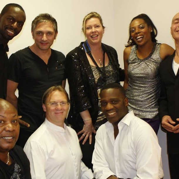 The Edwin Starr Band - The Team featuring Angelo Starr Tour Dates