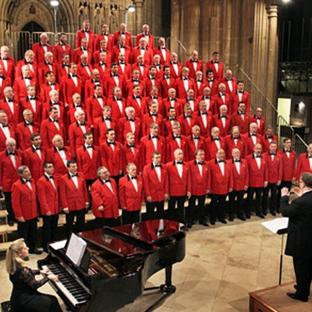 London Welsh Male Voice Choir Tour Dates