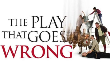 The Play That Goes Wrong (Touring) picture