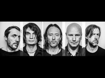 Radiohead artist photo