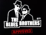 The Blues Brothers... Approved artist photo