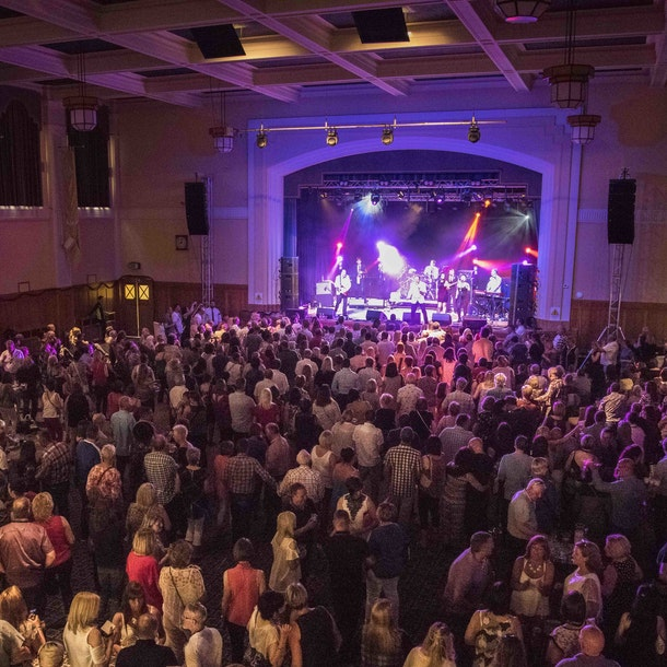Easterbrook Hall Events