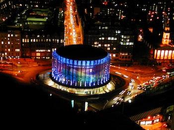 Odeon BFI London IMAX venue photo