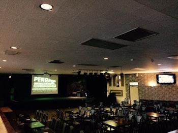 The Aerodrome Music Club venue photo