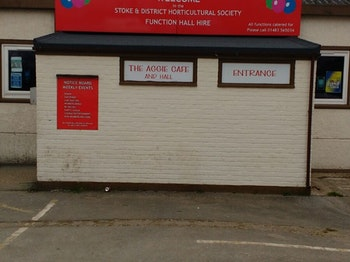 The Stoke & District Horticultural Society aka The Aggie Club venue photo