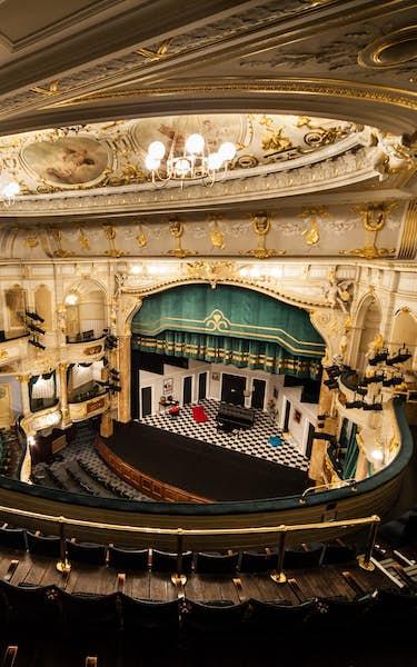 Buxton Opera House Events