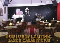 Toulouse Lautrec - Jazz & Cabaret Club artist photo