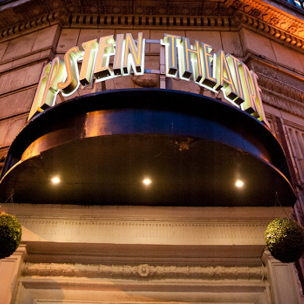 The Epstein Theatre Events