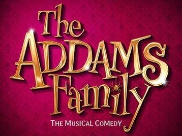 The Addams Family - The Musical (Touring), Les Dennis, Samantha Womack picture