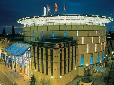 Edinburgh International Conference Centre (EICC) Events