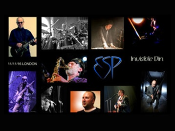 ESP - 'A Prog Rock Tour de Force' Live Album Launch: ESP: Tony Lowe - Mark Brzezicki & Special Guests picture
