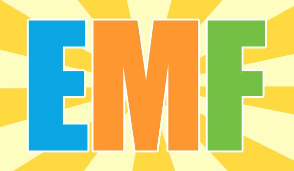 EMF Tour Dates