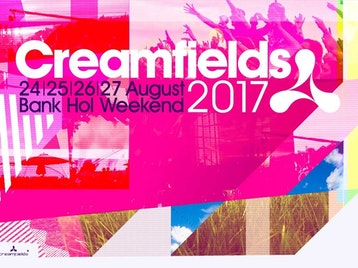 Creamfields 2017 picture