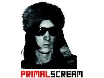 Primal Scream artist photo