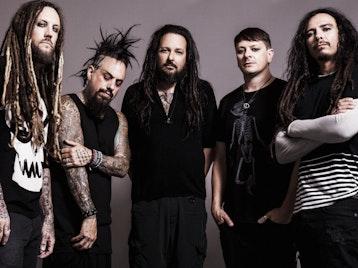 Korn artist photo