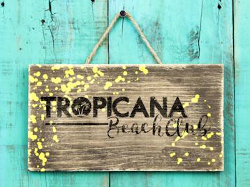 Tropicana Beach Club venue photo