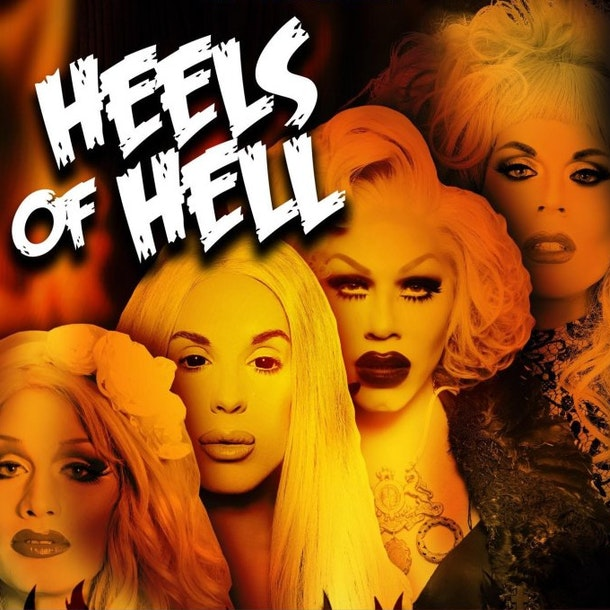 DXP16 - Heels Of Hell