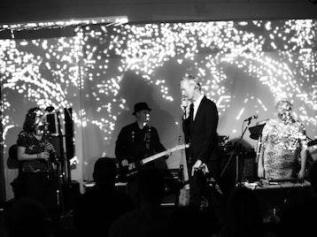 A Quietus Occasion: Minny Pops + Pavlovs Children + Craig Parkinson + DJ Nik Colk Void + Tim Burgess picture