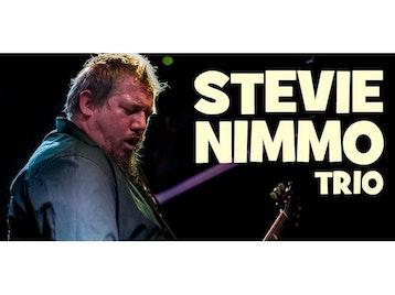 Stevie Nimmo Trio artist photo