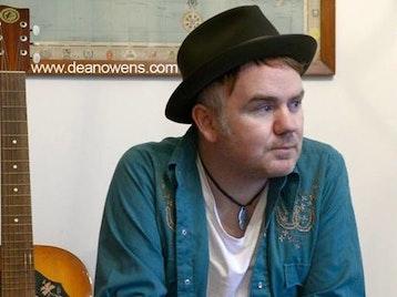 Dean Owens artist photo