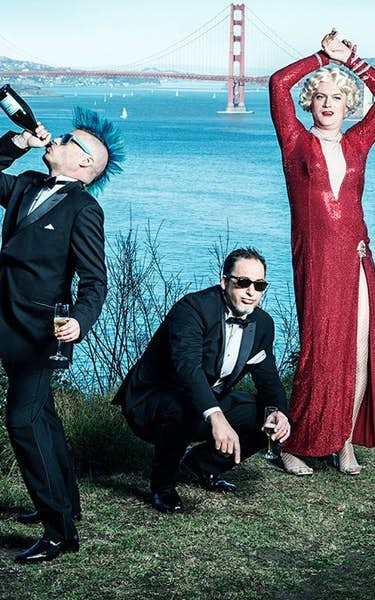Me First and The Gimme Gimmes Tour Dates