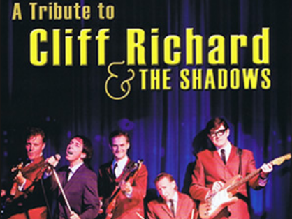A Tribute To Cliff Richard & The Shadows - The Golden Years Tour Dates