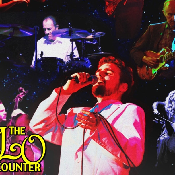 ELO Encounter Tour Dates
