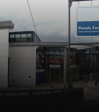 Ponds Forge International Sports Centre artist photo