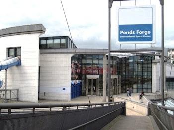 Ponds Forge International Sports Centre venue photo