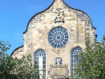 Canongate Kirk venue photo
