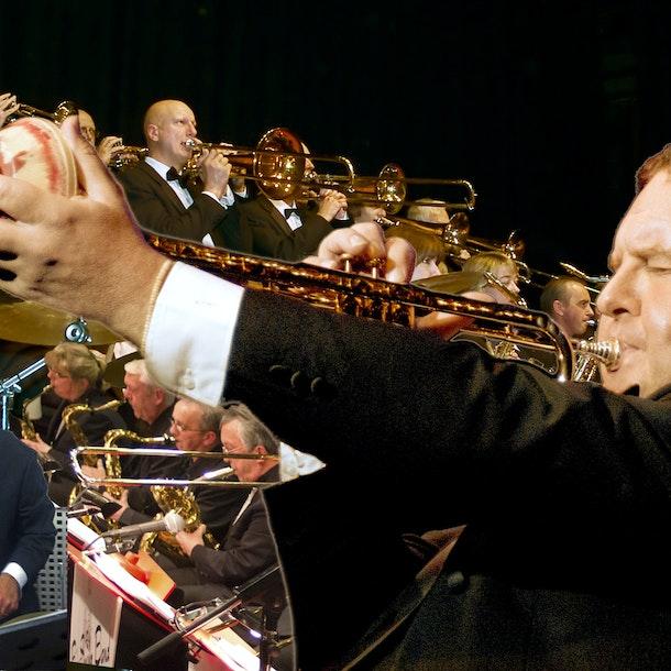 Steve Walker's Big Swing Band Tour Dates