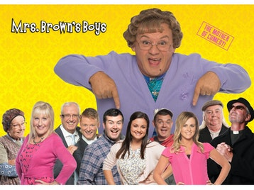 Good Mourning Mrs Brown: Mrs Brown's Boys picture
