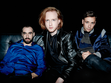 Two Door Cinema Club artist photo