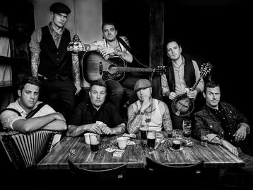 Dropkick Murphys artist photo