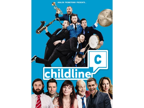 30 Years Of Childline: Comedy Benefit