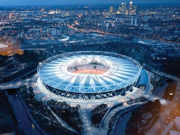 The London Stadium picture