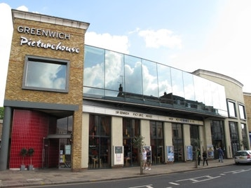 Greenwich Picturehouse venue photo