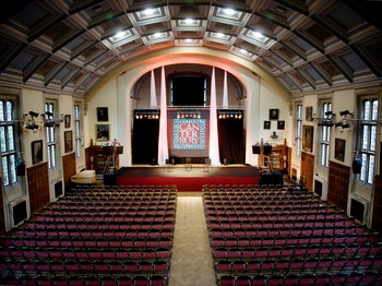 The Shirley Hall at King's School venue photo